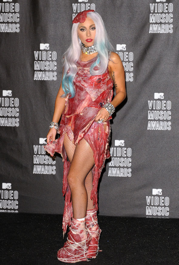 MTV Video Music Awards, 2010, CA