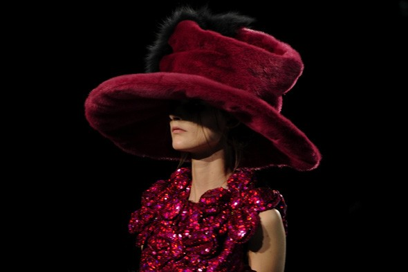 Marc Jacobs Autumn/Winter 2012 collection