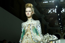 Mary Katrantzou elevates the mundane to the sublime