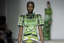 VIDEO: We chat coat hangers + Crayola crayons with Mary Katrantzou