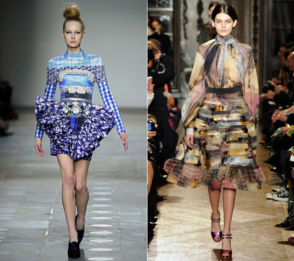 Trend six: Printed to abstraction