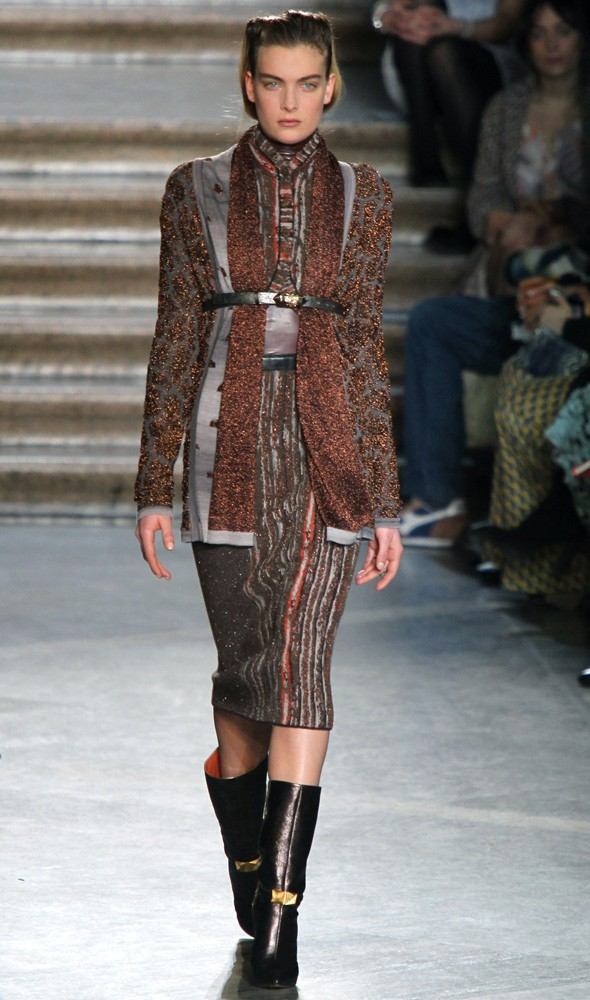 Missoni Autumn/Winter 2012 collection