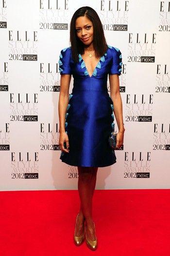 Naomie Harris in Viktor &amp; Rolf