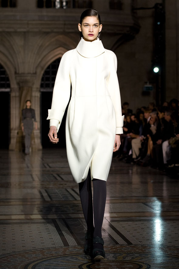 Nicole Farhi looks to Klimt for 30th anniversary show