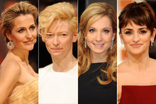 Less of your lip: Nude rules at the Baftas
