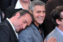 Clooney, Streep, Williams, Pitt et al attend the 2012 Oscars luncheon