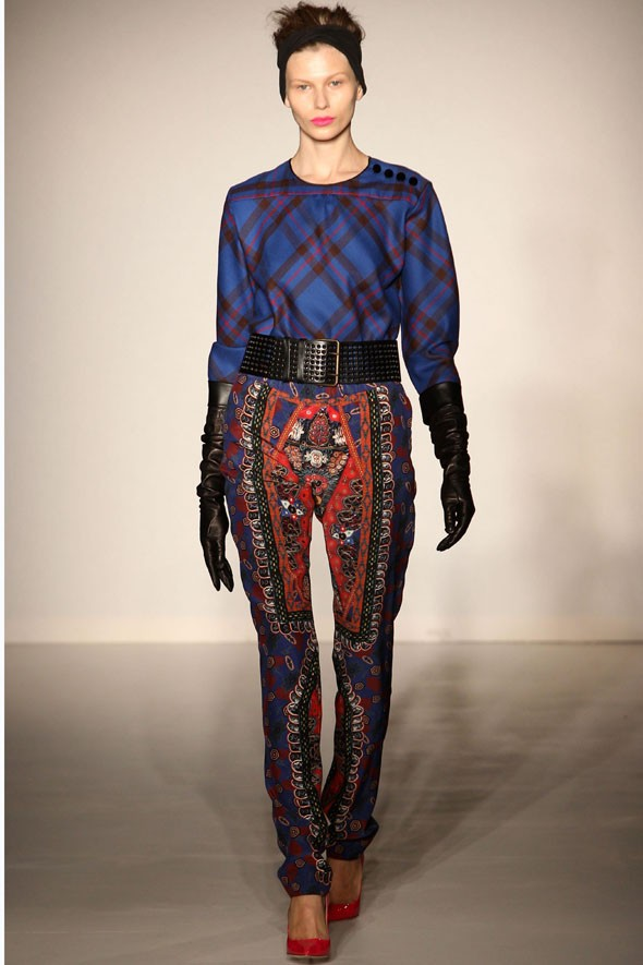 Prints charming at Clements Ribeiro