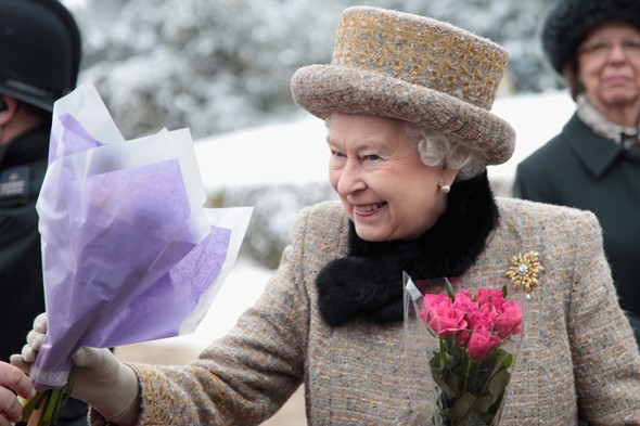 Happy Diamond Jubilee, ma'am!