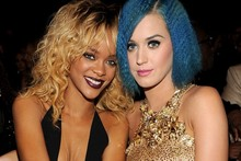 Rihanna and Katy Perry are the Grammys beauty queens