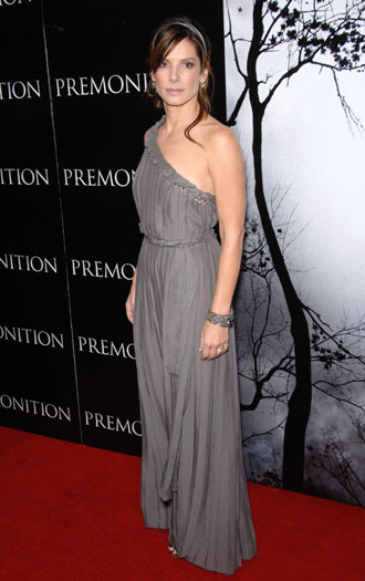 Premonition world premiere, 2007, L.A.