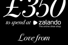 ShopStyle gives a 350 gift card to spend at Zalando.co.uk