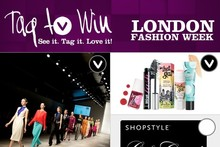 Win fashion weekend tickets with see it, tag it, love it