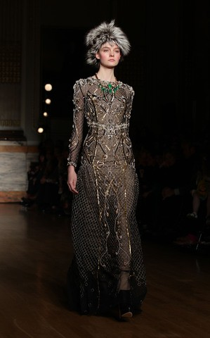 Temperley London Autumn/Winter 2012 collection