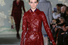 The wrong guy inspires Tory Burch's Autumn/Winter 2012/13 collection