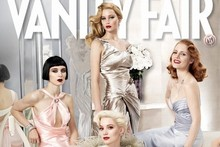 Jessica Chastain and Rooney Mara take centre stage on annual Vanity Fair Hollywood cover