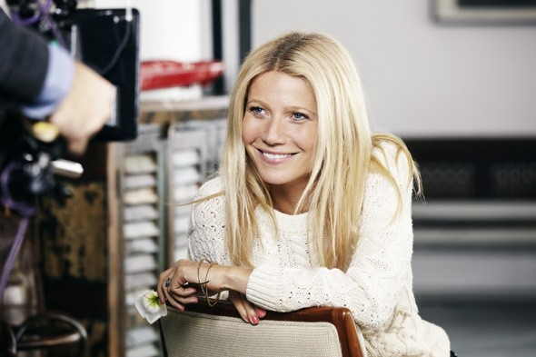 Gwyneth Paltrow for Lindex