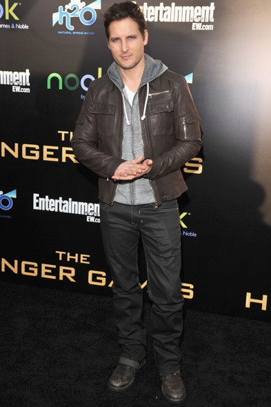 Peter Facinelli at the LA premiere