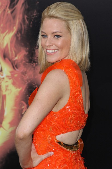Elizabeth Banks at the LA premiere