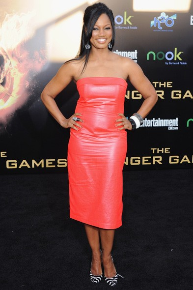 Garcelle Beauvais at the LA premiere