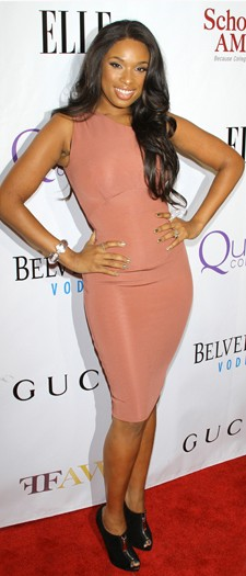 Jennifer Hudson at the 2nd Annual May J. Blige Honors concert, May 2011