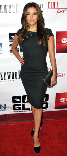 Eva Longoria at the GLAD's 9th Annual Benefit, June 2011