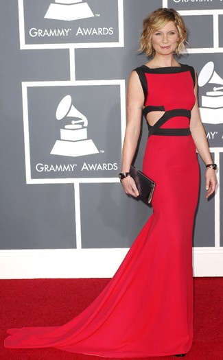 Jennifer Nettles at the Grammy Awards, January 2010