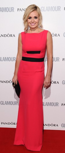 Katherine Jenkins at Glamour Magazine's Women of the Year Awards, June 2011