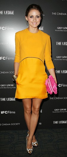 Olivia Palermo at The Ledge film screening, June 2011