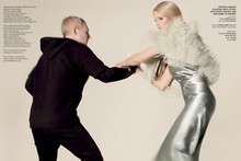 PICS: Wanna see Lara Stone disarming a knife wielding attacker with ease?