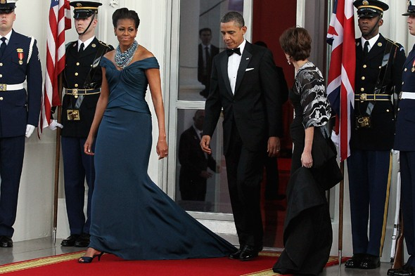 Pics: Obama's fashion faux pas