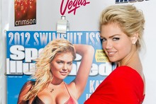 WATCH: Sports Illustrated model Kate Upton's banned ad - offensive or funny?