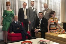 See what Sterling Cooper's finest got as their stylish Mad Men season 5 wrap gift