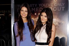 The New Klass: Kendall and Kylie dress up for the Project X premiere