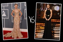 Queen of the red carpet 2012: Grammys bracket (round 2)