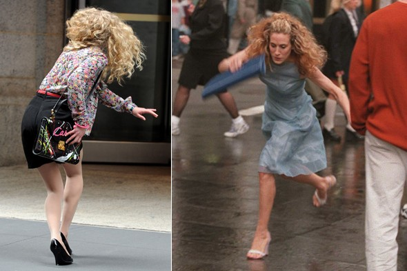 First look: AnnaSophia Robb as SATC prequel's Carrie Bradshaw