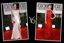 Queen of the red carpet 2012: Golden Globes bracket (round 2)