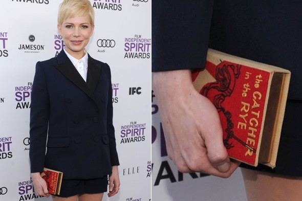 Michelle Williams - The Catcher in the Rye, J.D. Salinger