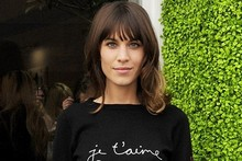 Alexa Chung launches British Designers Collective pop-up shop at Bicester Village
