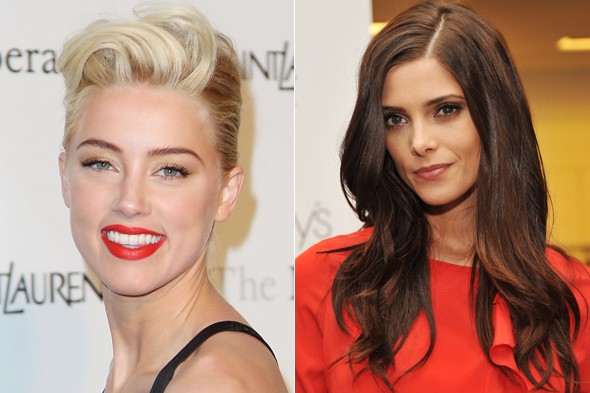 Beauty look of the week: Amber Heard vs Ashley Greene