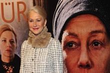 Strike two: it's another style miss for Helen Mirren
