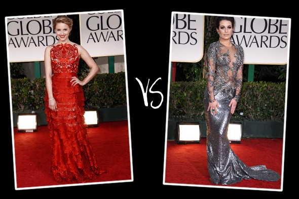 Queen of the red carpet 2012: Golden Globes bracket (round 1)