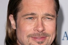 Hot or not: Brad Pitt's slicked-back hair