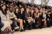 Is paying celebrities to go to fashion shows really such a big deal?