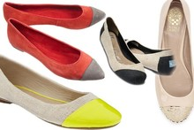 10 cute cap toe flats