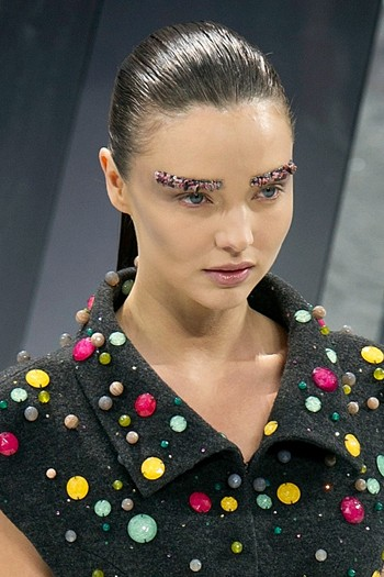 Bejewelled brows
