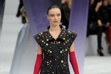 Miranda Kerr stars in Chanel's Autumn/Winter 2012 show
