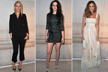 Gwyneth Paltrow, Kristen Stewart and SJP party with Marc Jacobs in Paris