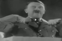 Hair Hitler: Is this the most controversial beauty ad ever?