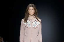 The return of the cowgirl at Isabel Marant