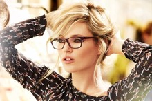 Kate Moss stars in new Vogue Eyewear campaign